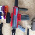 Descargar archivos STL gratis M1-MWS (sistema modular de armas), MuSSy