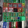 Archivos 3D gratis Cajas de organizador, MuSSy