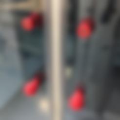 Télécharger fichier 3D gratuit Poignée de porte de douche, MuSSy