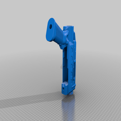 v8f.png Download free STL file AR-22 (Ruger 10/22 Stock) • 3D printer design, MuSSy