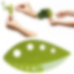 Diseños 3D gratis Removedor de hojas (comedor y cocina), MuSSy