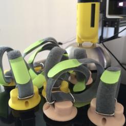 Télécharger plan imprimante 3D gatuit STICK-TACKS (ORGANISATEURS) MussY Design, MuSSy