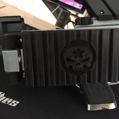 Descargar archivo 3D gratis CORNER-SHOT 3.0 (SÓLO UN TEASER), MuSSy