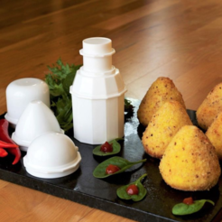 diseños 3d gratis Fabricante italiano de bolas de arroz (Arancini), MuSSy