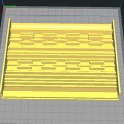 Archivos STL Placa de la caja de la compuerta, altun22