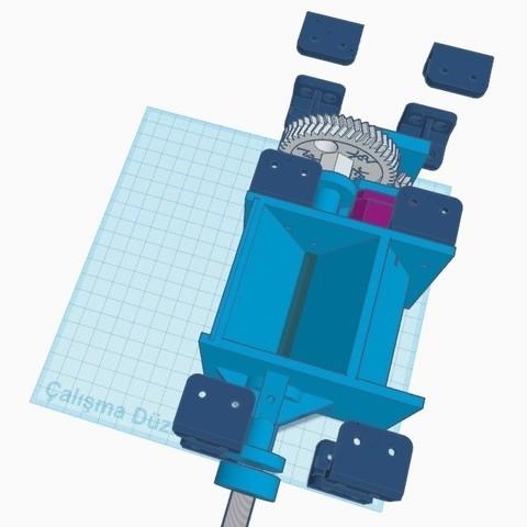 4.jpg Download STL file Filament Machine • 3D printer model, altun22