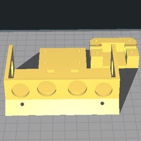 Télécharger objet 3D Mz80 Mini-Sumi-Sumobot, altun22