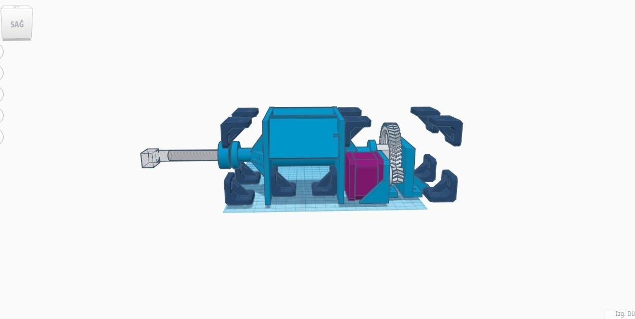 1.jpg Download STL file Filament Machine • 3D printer model, altun22