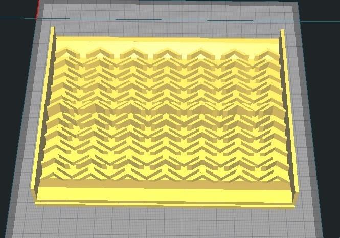 3.jpg Download STL file Sluice Box Plate • 3D printer object, altun22