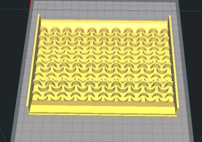 2.jpg Download STL file Sluice Box Plate • 3D printer object, altun22