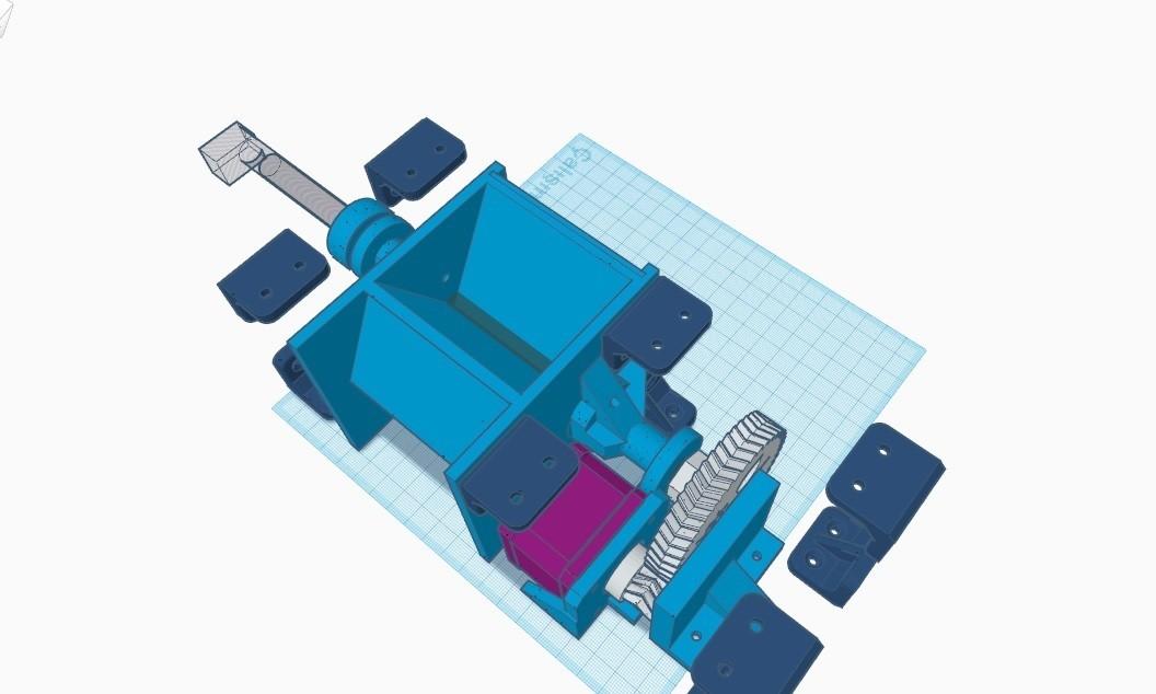 3.jpg Download STL file Filament Machine • 3D printer model, altun22