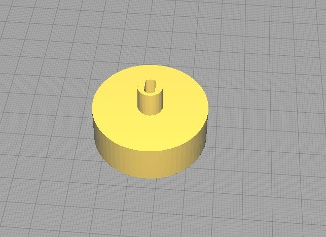 1.jpg Download STL file Line-following robot rim • 3D printer object, altun22