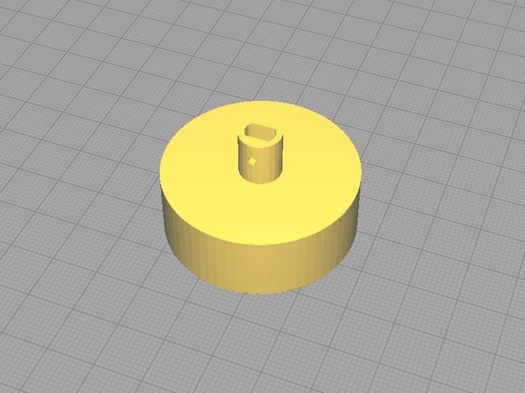 2.jpg Download STL file Line-following robot rim • 3D printer object, altun22