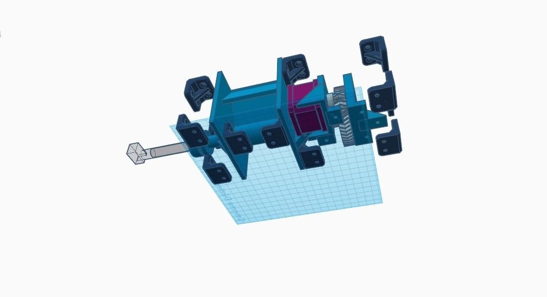 2.jpg Download STL file Filament Machine • 3D printer model, altun22