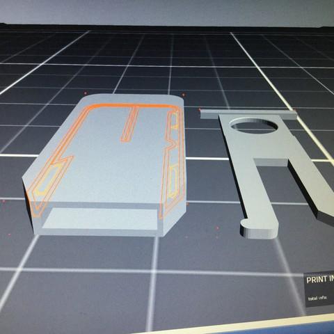 4DA54253-9B9E-4D44-B2AE-C1D3B60DC5FA.jpeg Télécharger fichier STL gratuit LA bonnette ! • Objet pour imprimante 3D, tupa