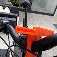 20180831_152305.jpg Download free STL file Stand Phone For Bike • 3D printing model, BrunoSilva