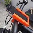 Télécharger fichier impression 3D gratuit Stand Téléphone Pour Vélo, BrunoSilva