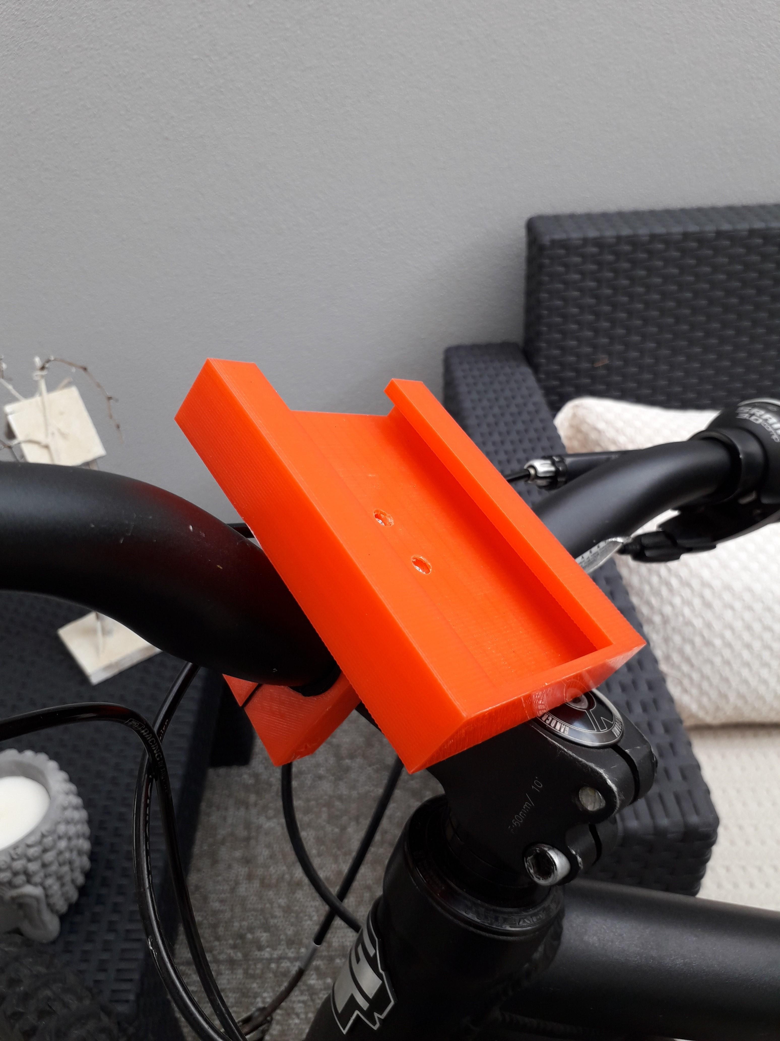 20180831_152302.jpg Download free STL file Stand Phone For Bike • 3D printing model, BrunoSilva