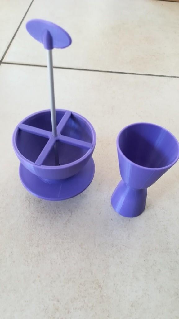 0cc6e96e8542bf2b3bd85c9f8442377c_display_large.jpg Download free STL file Irish Coffee Machine & mesuring cup • 3D printable design, lulu3Dbuilder