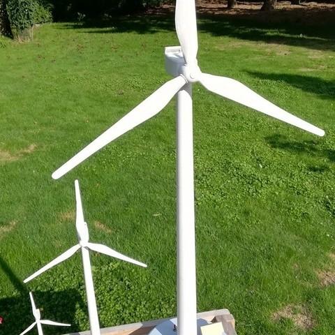Eolienne Wind turbine