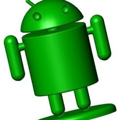 archivos stl Android Hombre gratis, lulu3Dbuilder