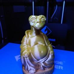 Descargar diseños 3D gratis Y Buda, ChristopheJolly