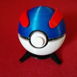 Free 3D printer files Pokemon Tretta - Mini collection box, ChristopheJolly