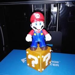 Télécharger fichier STL gratuit Super Mario complete set • Objet pour impression 3D, ChristopheJolly