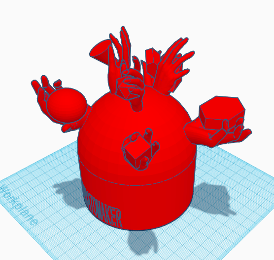 Screen Shot 2017-12-29 at 2.33.11 pm.png Download free STL file Stratomaker mascot • Model to 3D print, isabellagrant001