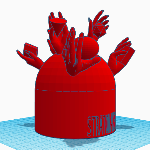 Screen Shot 2017-12-29 at 2.32.26 pm.png Download free STL file Stratomaker mascot • Model to 3D print, isabellagrant001