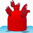 Screen Shot 2017-12-29 at 2.31.23 pm.png Download free STL file Stratomaker mascot • Model to 3D print, isabellagrant001