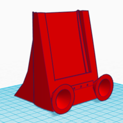 Download 3D printer templates Phone speaker, isabellagrant001