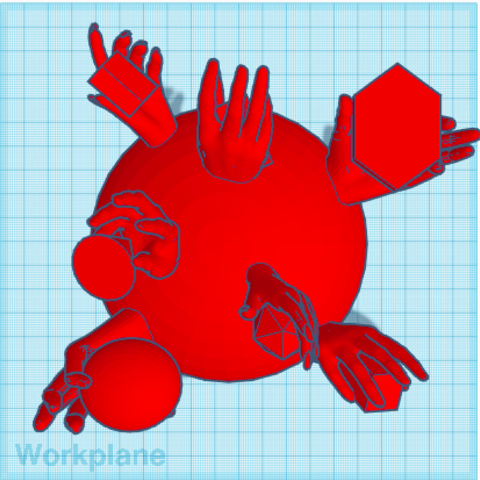 Screen Shot 2017-12-29 at 2.32.59 pm.png Download free STL file Stratomaker mascot • Model to 3D print, isabellagrant001