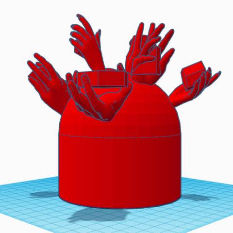 Screen Shot 2017-12-29 at 2.31.38 pm.png Download free STL file Stratomaker mascot • Model to 3D print, isabellagrant001