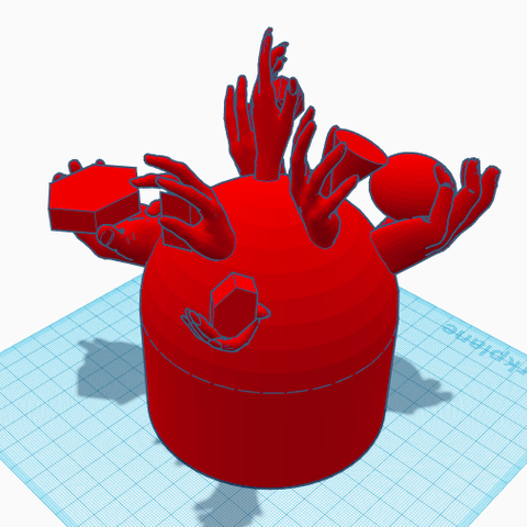 Screen Shot 2017-12-29 at 2.33.31 pm.png Download free STL file Stratomaker mascot • Model to 3D print, isabellagrant001