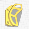 Download 3D print files GASGAS Gas Gas EC 125 250 300 450 quad wild, chauxbar