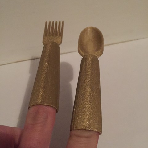 IMG_5348.JPG Download free STL file Cutlery - Fork - Spoon • 3D printer template, mikit36