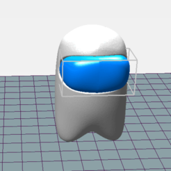 Imagen 2.png Download free STL file Among Us • 3D print template, QueenV
