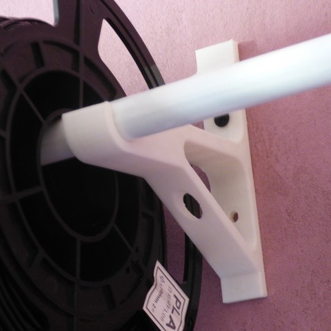 P1030365 - Copie.JPG Download free STL file roll holder • 3D printer template, plume66