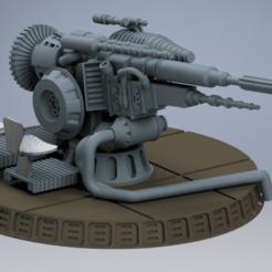 foto 1.png Télécharger fichier STL étoile de la mort - poste d'artillerie • Modèle pour imprimante 3D, impresiones3dSE