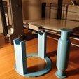 Télécharger plan imprimante 3D gatuit filament de support de rouleau, killercito