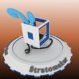 Download free 3D model Stratomaker-Bunny #STRATOMAKER, Printminime