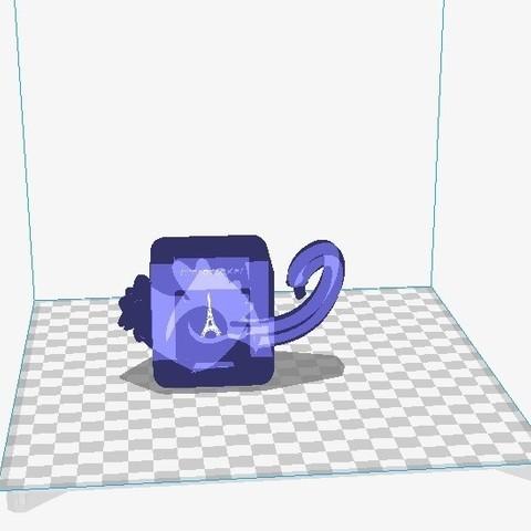 x.jpg Download free STL file Stroq • 3D printing object, migco12