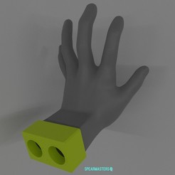 Download 3D printing designs My Hero Academia Tomura Shigaraki bnha Shigaraki Hand Mask cosplay - 3D Files for printing, geck