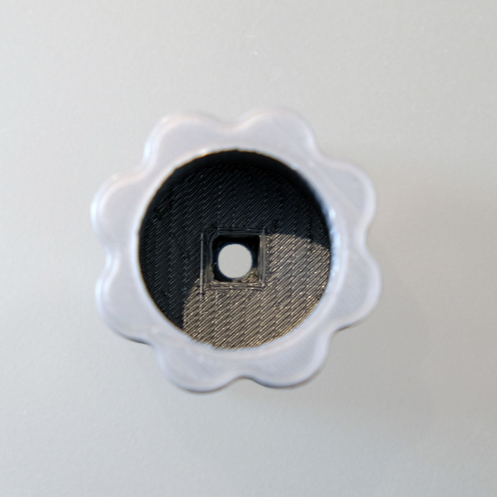 DSCF1478.JPG Download free STL file Valve knob for radiator • 3D printable template, Altocumulus