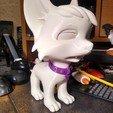 Diseños 3D gratis Sweetie (Paw Patrol), John46