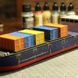 IMG_8470.JPG Download STL file Cargo Ship - Marauda • 3D printer object, MasterFuba