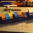 IMG_8445.JPG Download STL file Cargo Ship - Marauda • 3D printer object, MasterFuba