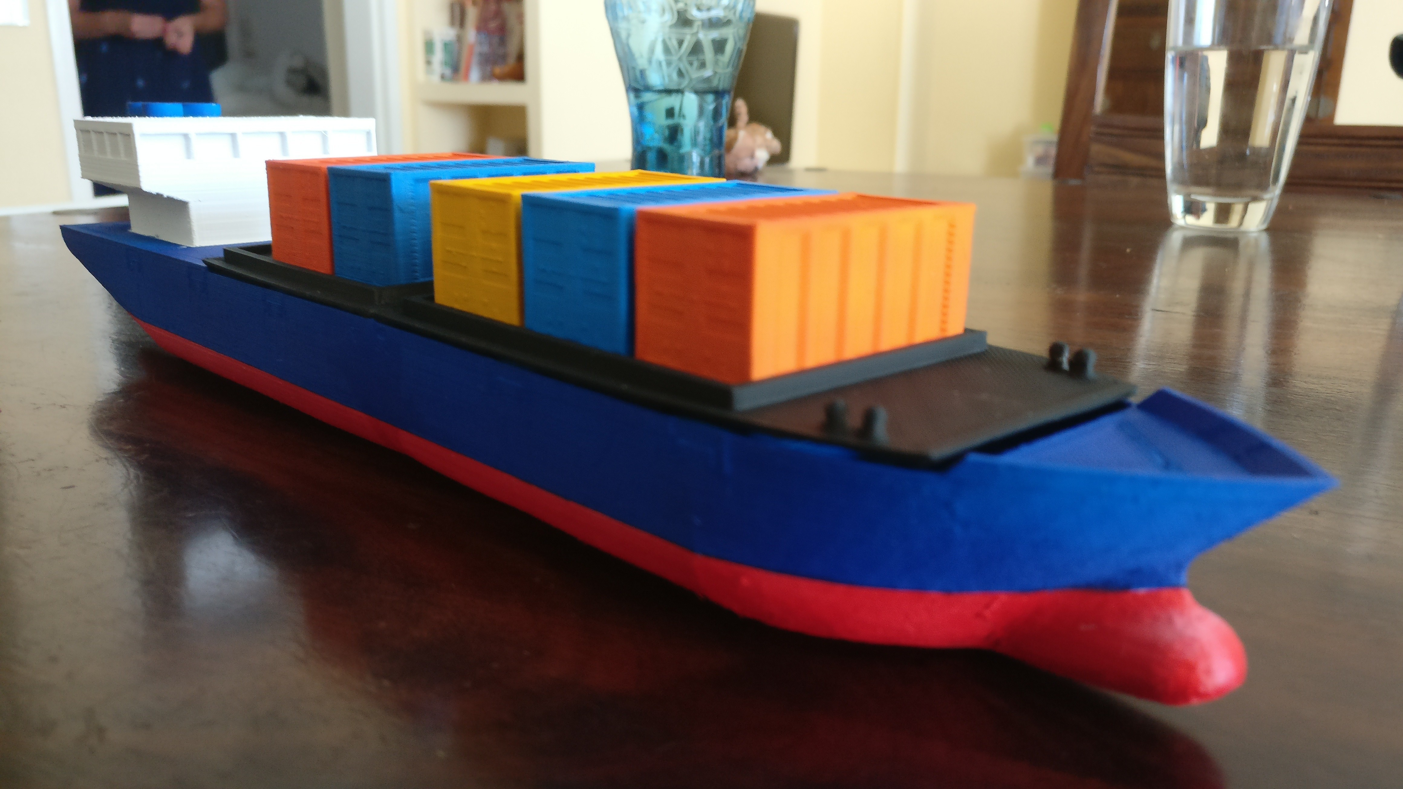 IMG_20180809_092936.jpg Download STL file Cargo Ship - Marauda • 3D printer object, MasterFuba