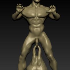 3D print model Bang my balls door knocker, paulienet